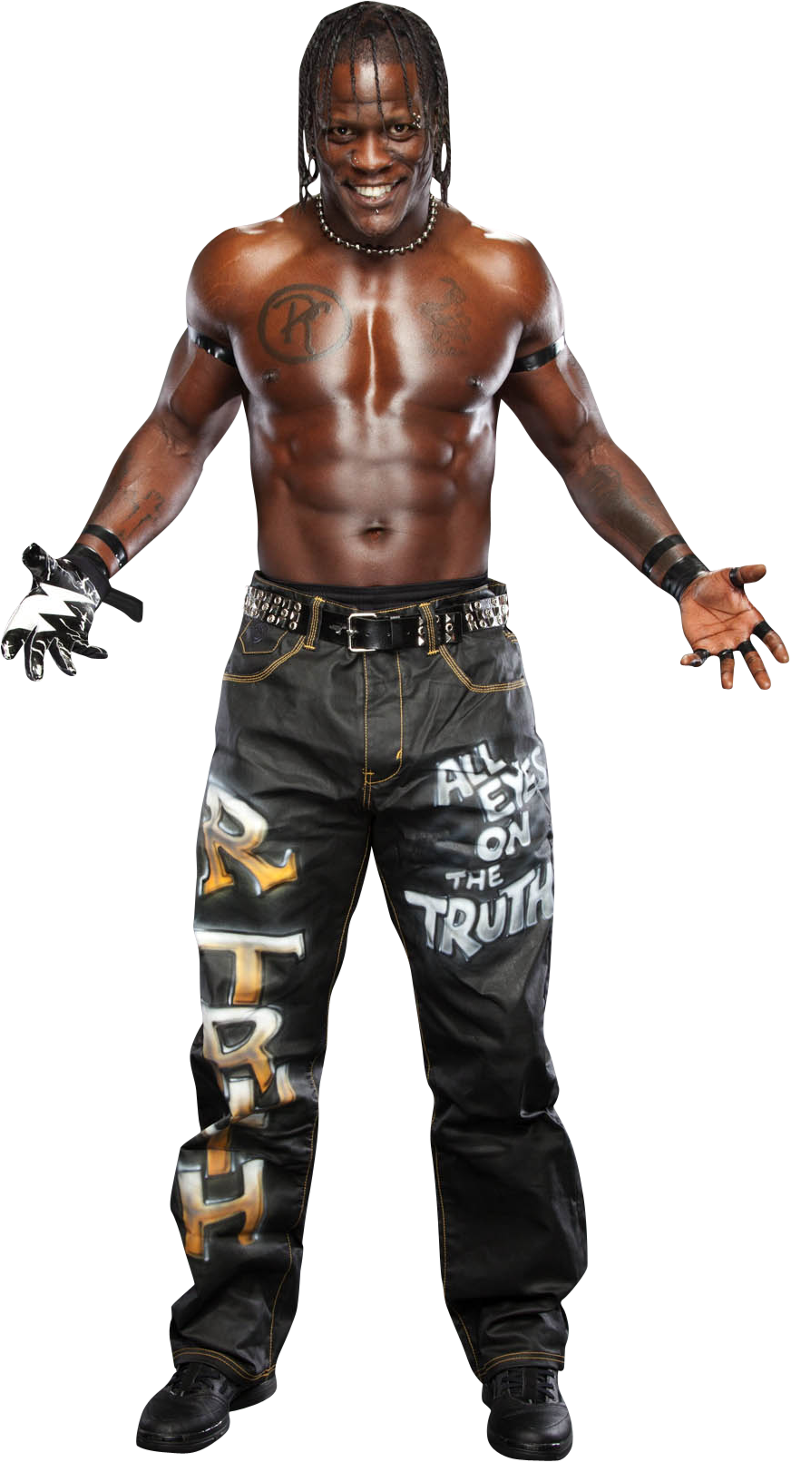 r-truth png wrestler wwe