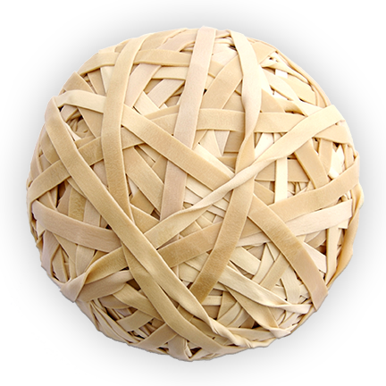 Rubber band ball png. Monroe data products whatever
