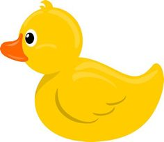 Rubber ducky clipart canard. Duck seamless pattern background