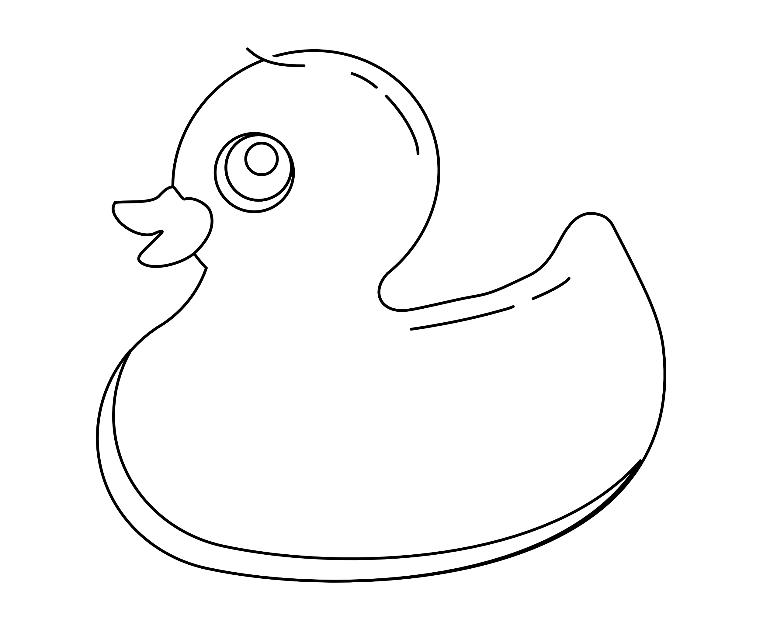 Rubber ducky clipart water clipart. Photos of duck line
