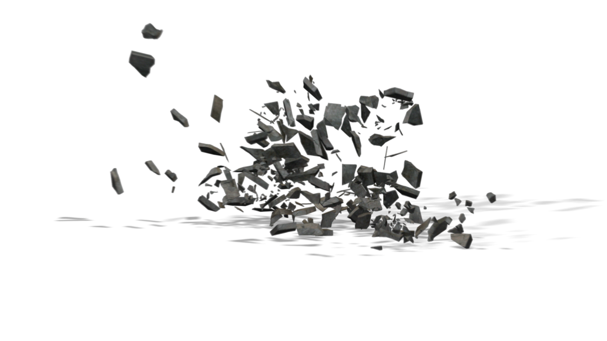 Dispersion effect png. Cement collapse by ashrafcrew