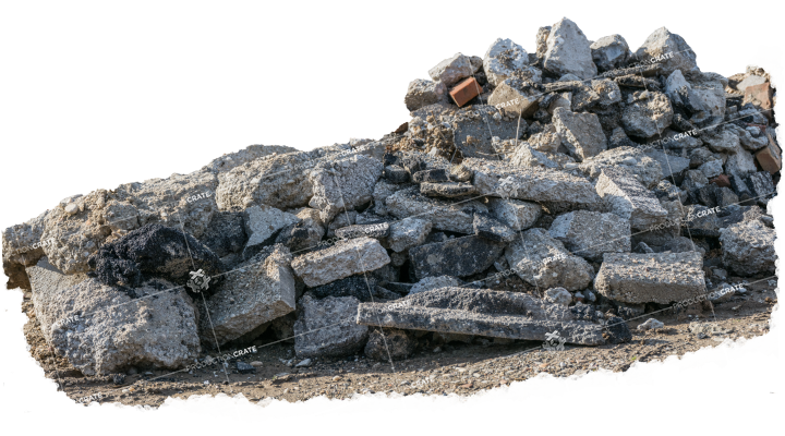 Rubble png. Images in collection page