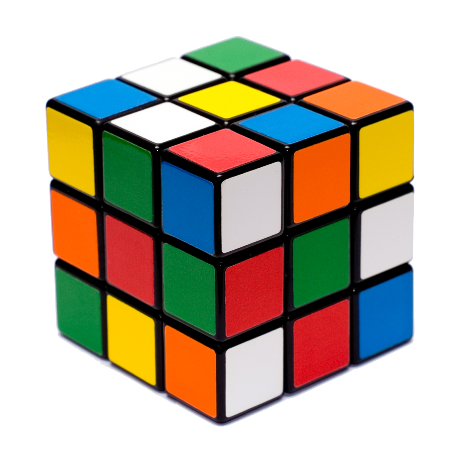 Rubik clipart cube shape. About something in the