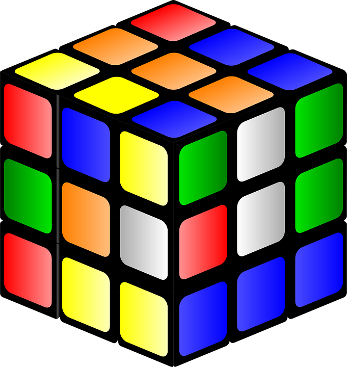 Rubik clipart magic cube. S png images free