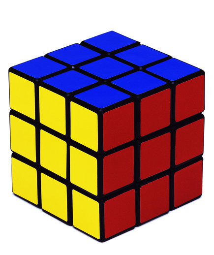 Rubik clipart puzzle cube. Watch this man complete