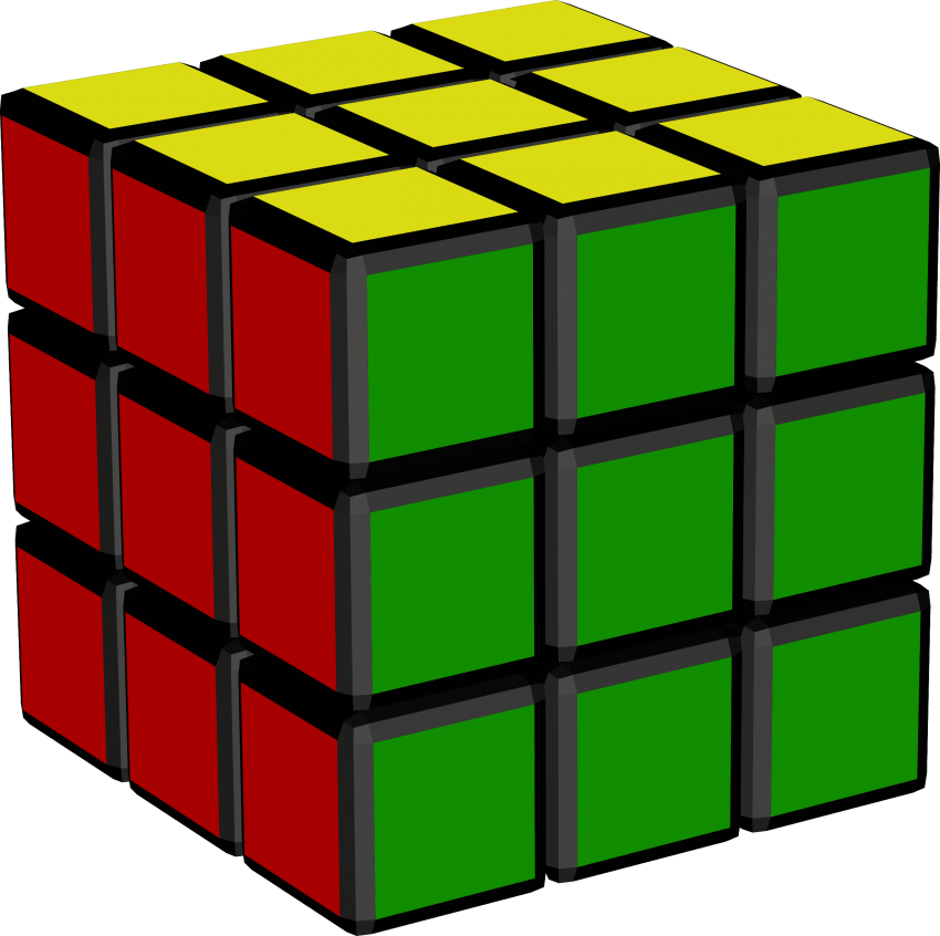 Rubik clipart puzzle cube. S free png toppng