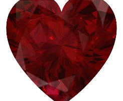 Ruby heart png. Image related wallpapers