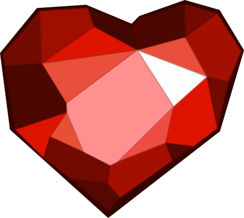 Ruby heart png. Papercall io fosdem devroom
