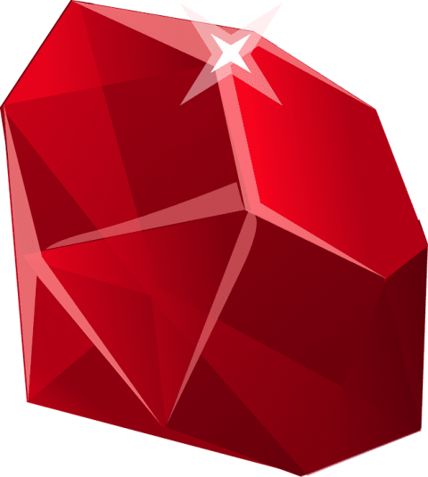 Ruby transparent. Download stone gem clipart