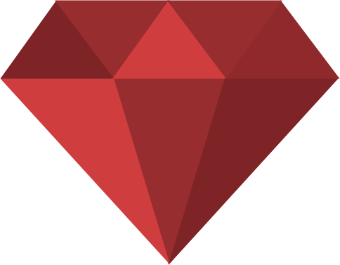 Ruby transparent. Png