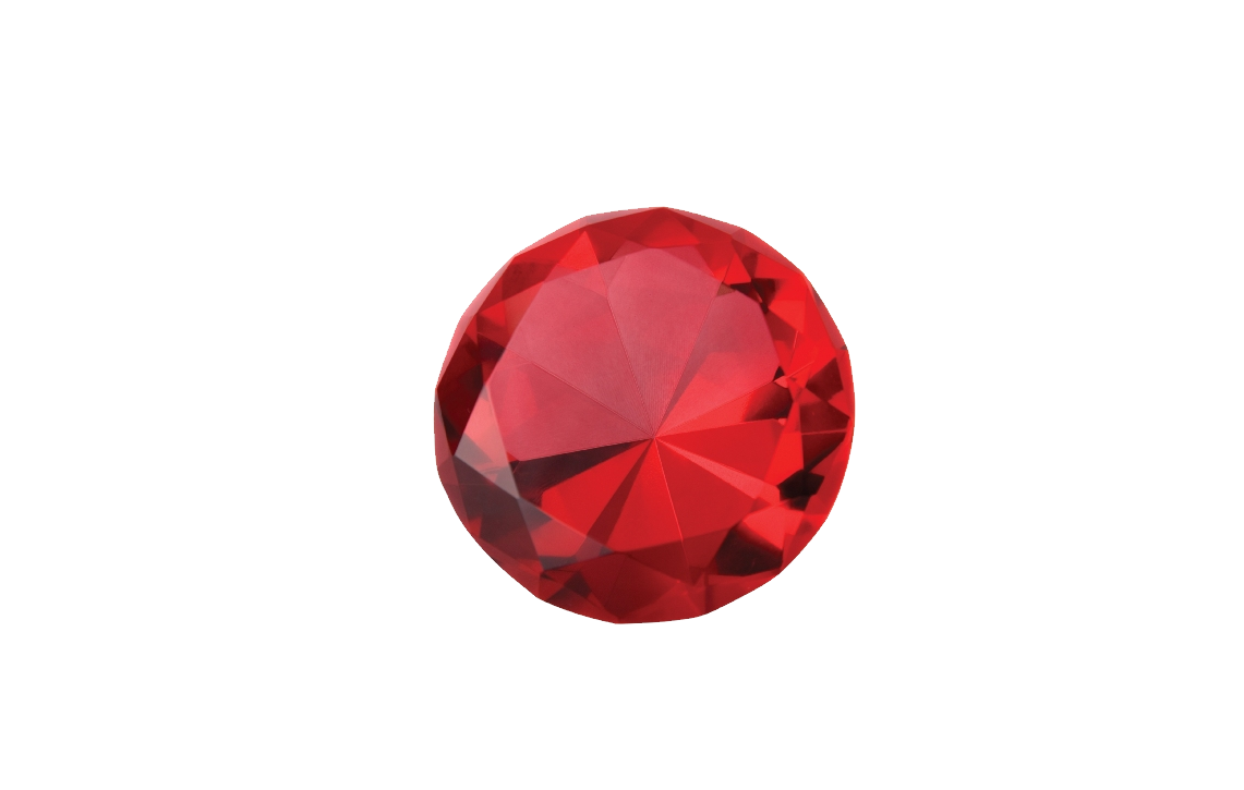 Ruby transparent background. Png