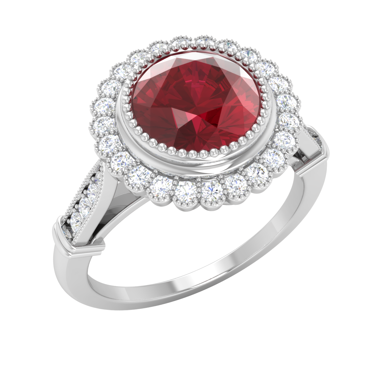 Ruby transparent natural. A buyer s guide