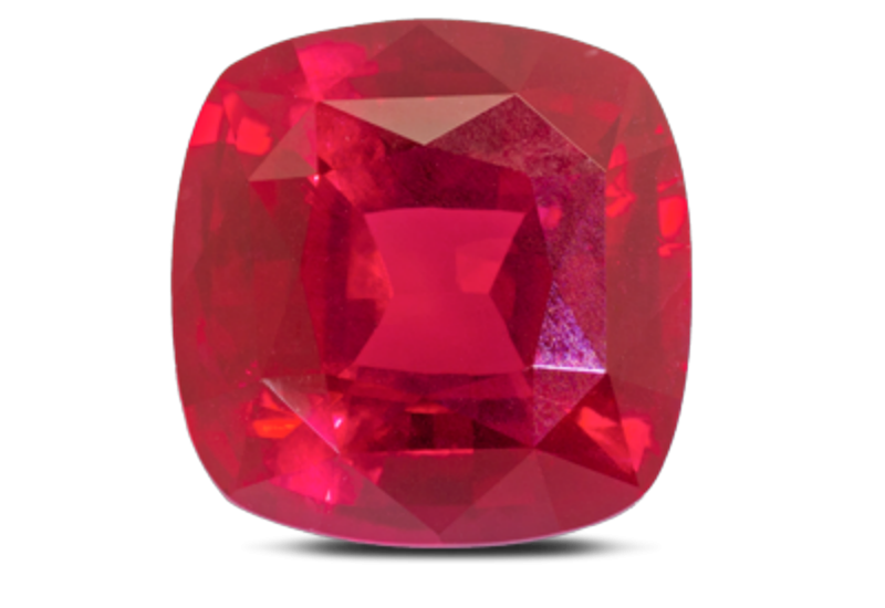 Ruby transparent translucent. Gems of sri lanka
