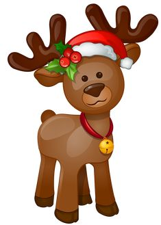 Rudolph clipart adorable. Lil rudy more by