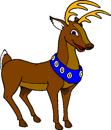 Rudolph clipart dasher. Which of santa s