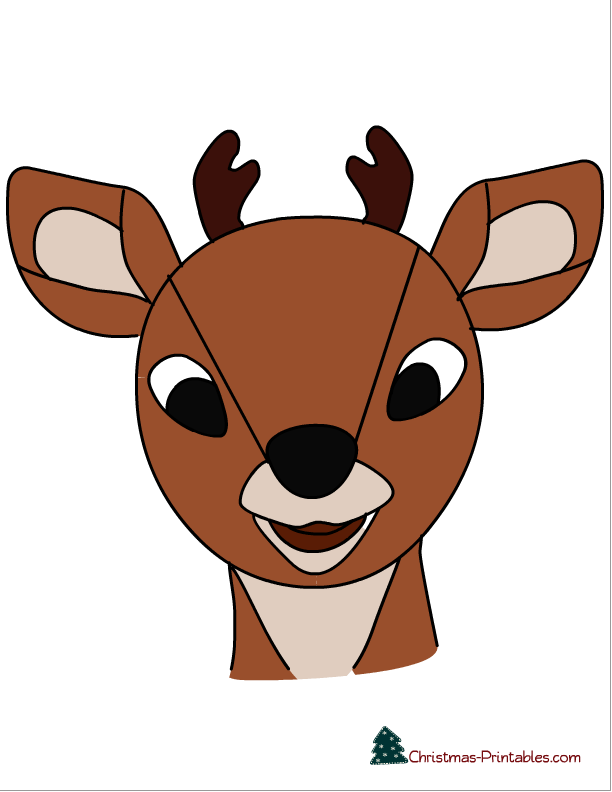 Rudolph clipart reindeer game. Free printable christmas games