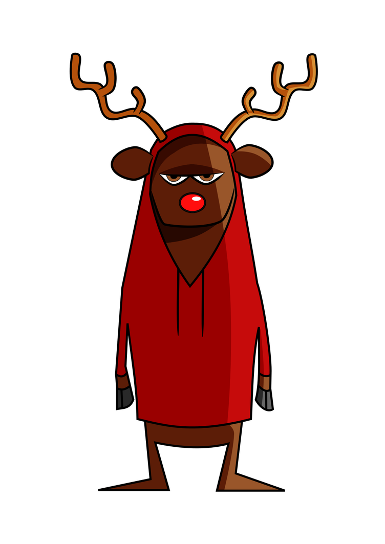 Rudolph clipart reindeer game. Games by tyendor on