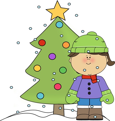 Under clipart tree. Christmas clip art images