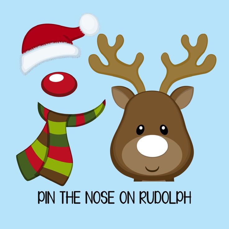 Rudolph clipart toddler. Best christmas the