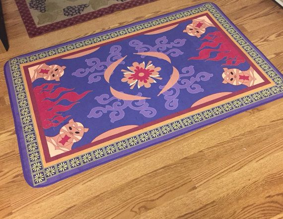 Rug clipart aladdin carpet. The best magic images