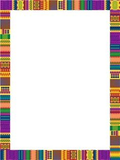 Page featuring colorful tribal. Rug clipart border african black and white stock