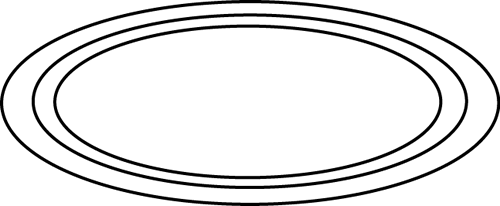 Rug clipart oblong. Oval png black and