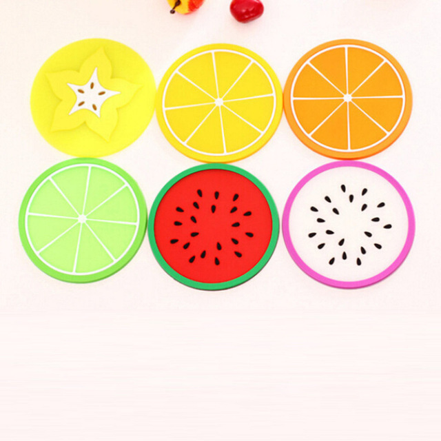 Rug clipart round mat. Fresh looking fruits shape