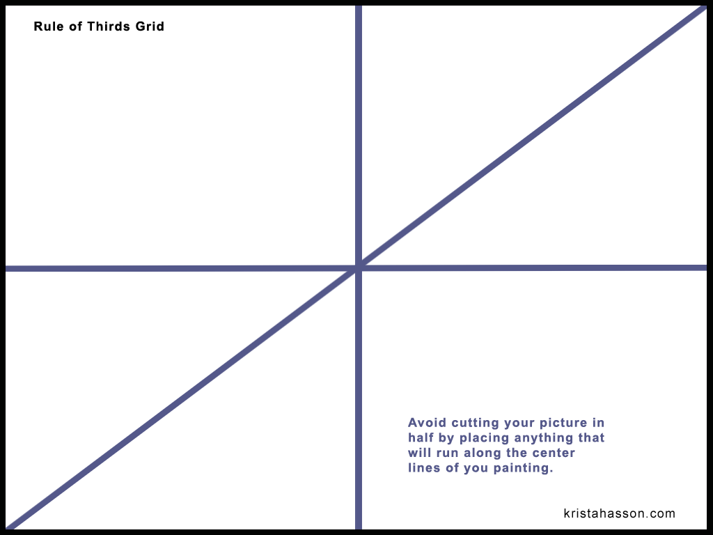 Rule of thirds grid png. Images in collection page
