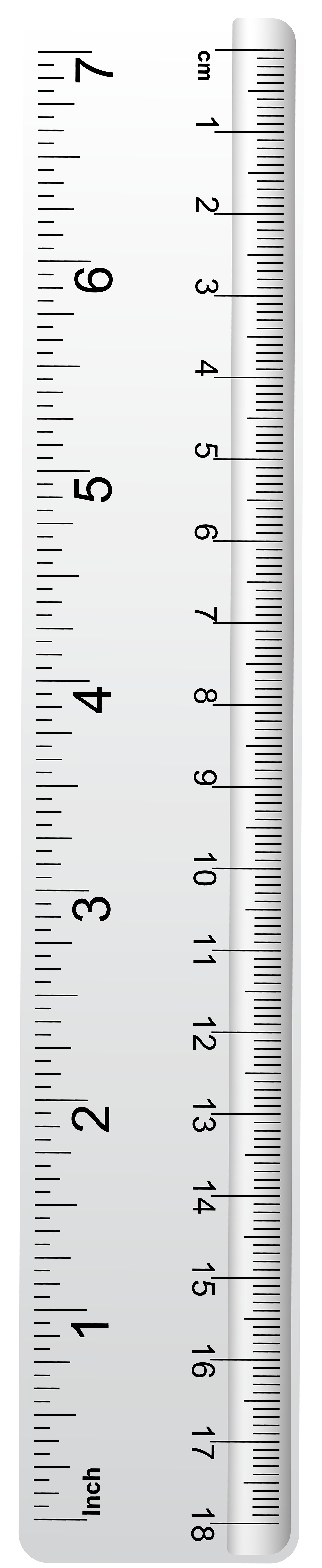 Ruler clipart. Tool free daily school