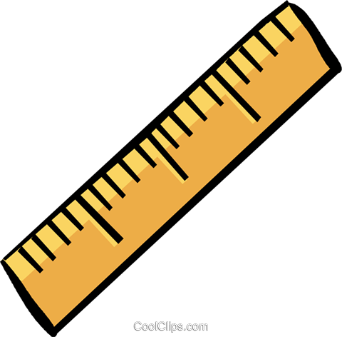 Ruler clipart illustration. Free download best on