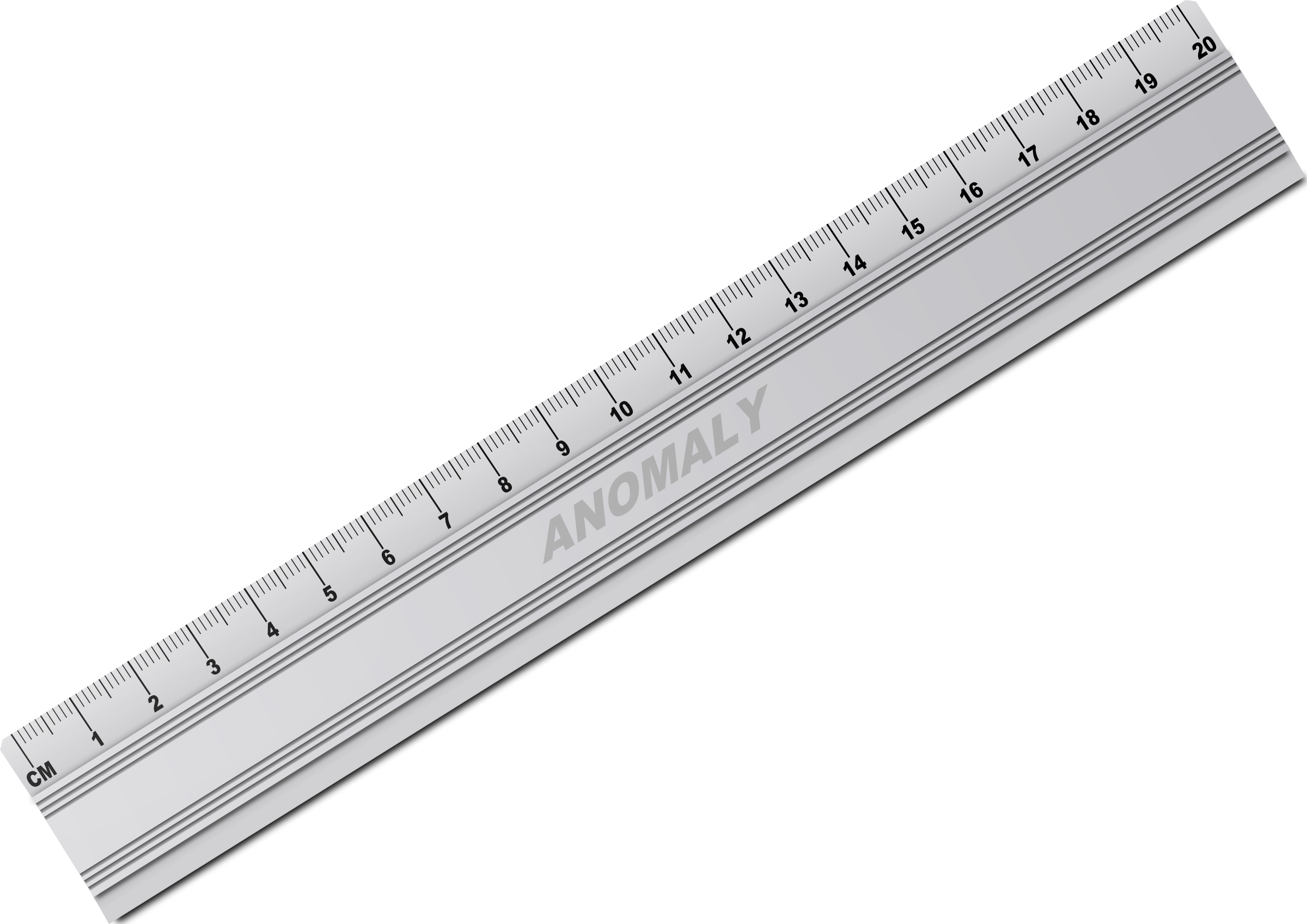 mathematical drawing ruler