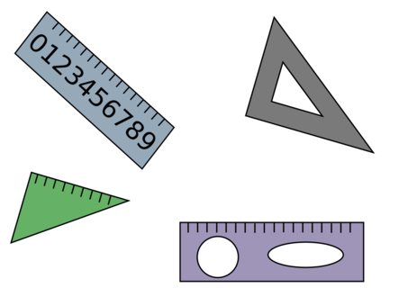 Ruler clipart silhouette. Tile mosaic computer icons