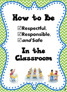 Rules clipart appropriate. Classroom social story how