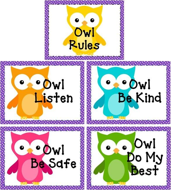 Rules clipart consequence. Intermediate center classroom expectations