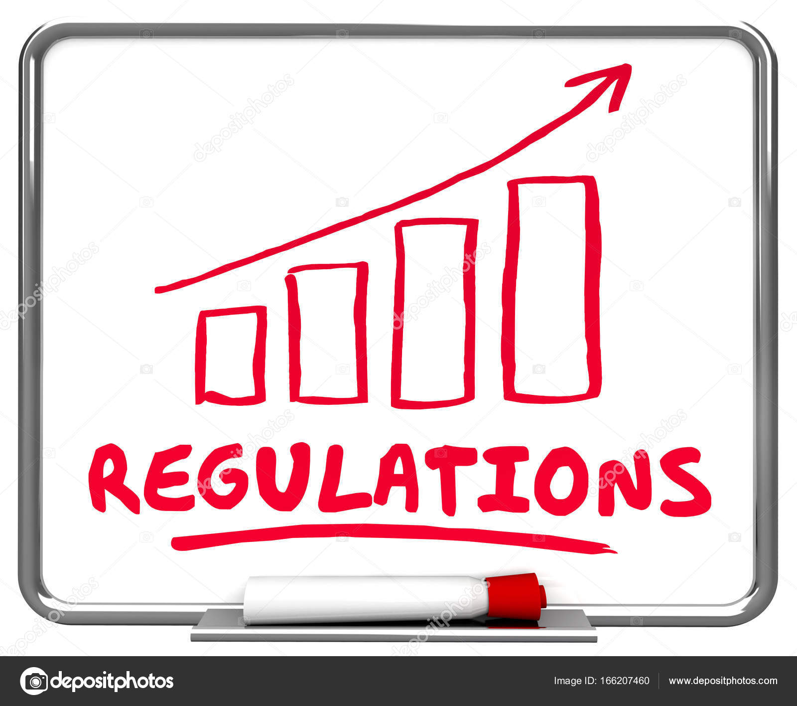 Rules clipart government regulation. Regulations control arrow stock