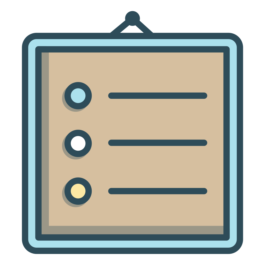 Rules icon png. Office iconset vexels