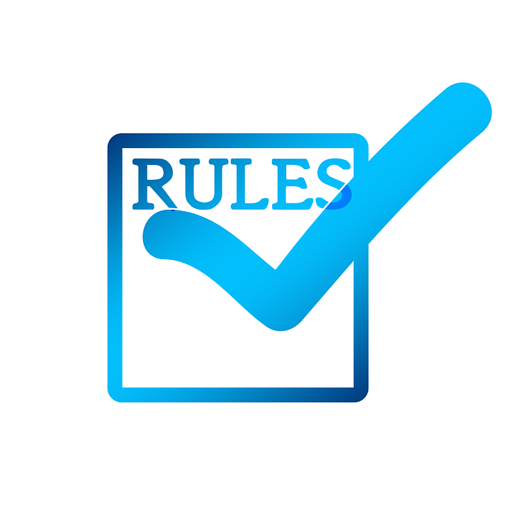 Rules transparent. There are in business