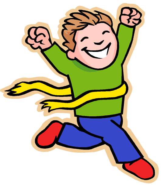 Run clipart boy. Running race