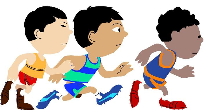 Run clipart kids. Running at getdrawings com
