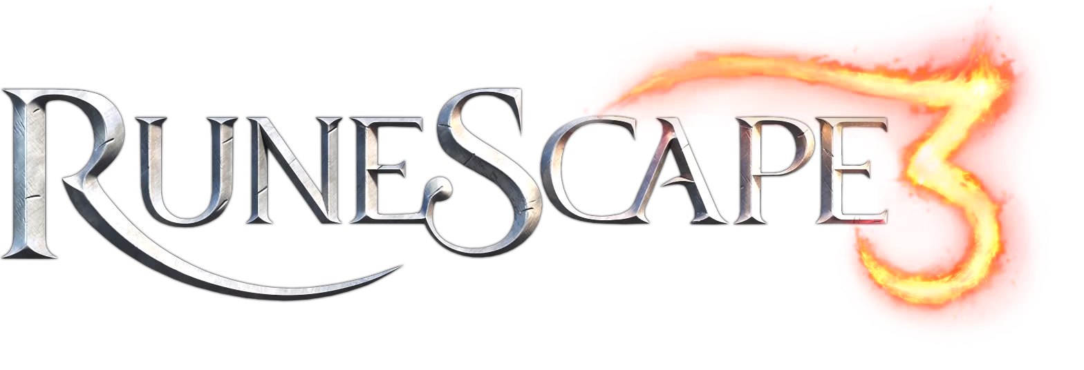 Runescape 3 png. Logos master the game