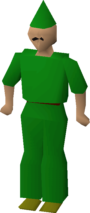 Runescape gnome child png. Image birthday event old