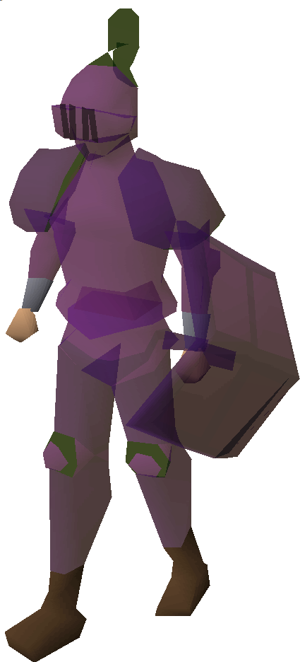 Runescape transparent. Corrupted armour old school