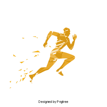 Games vector free running. People race clipart png