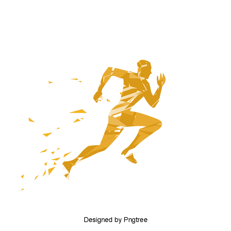 Runner clipart sprinter. People running fast olympic