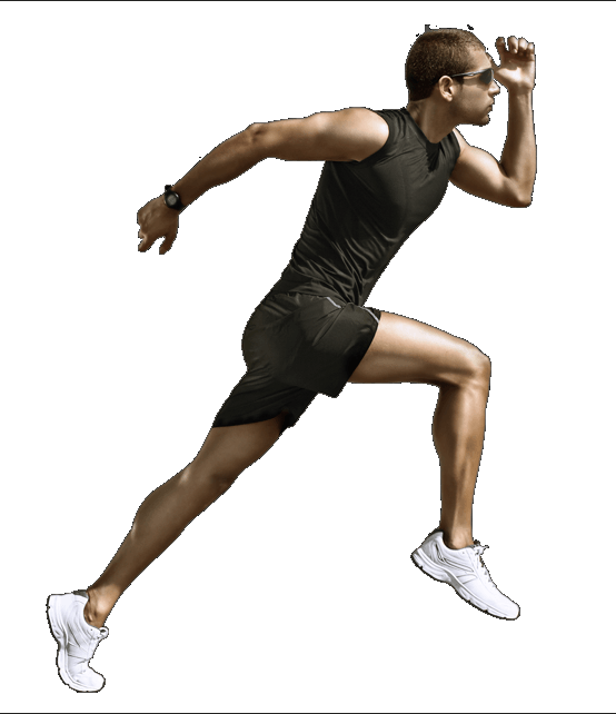 Runner png. Image free download vector