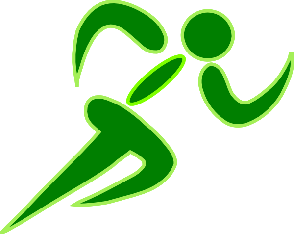 Runner png clipart. Panda free images runnerclipart