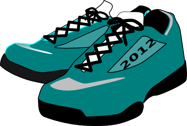 Running shoe clipart png. Shoes clip art at