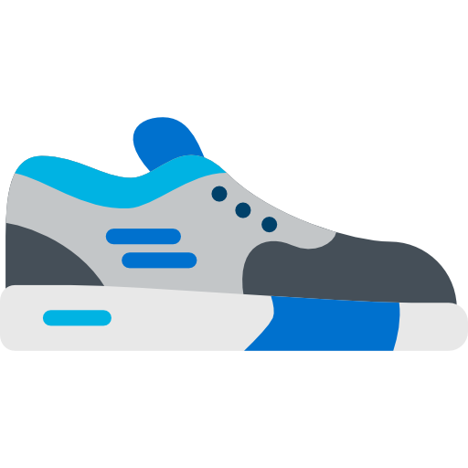 running shoe png icon