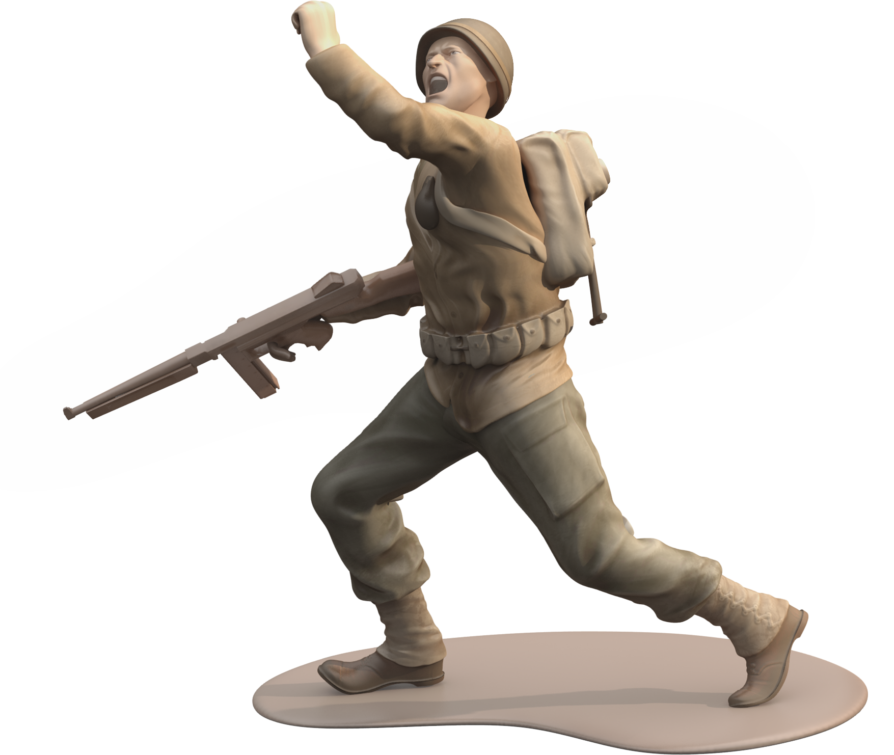 Running soldier png. Panzer general online images