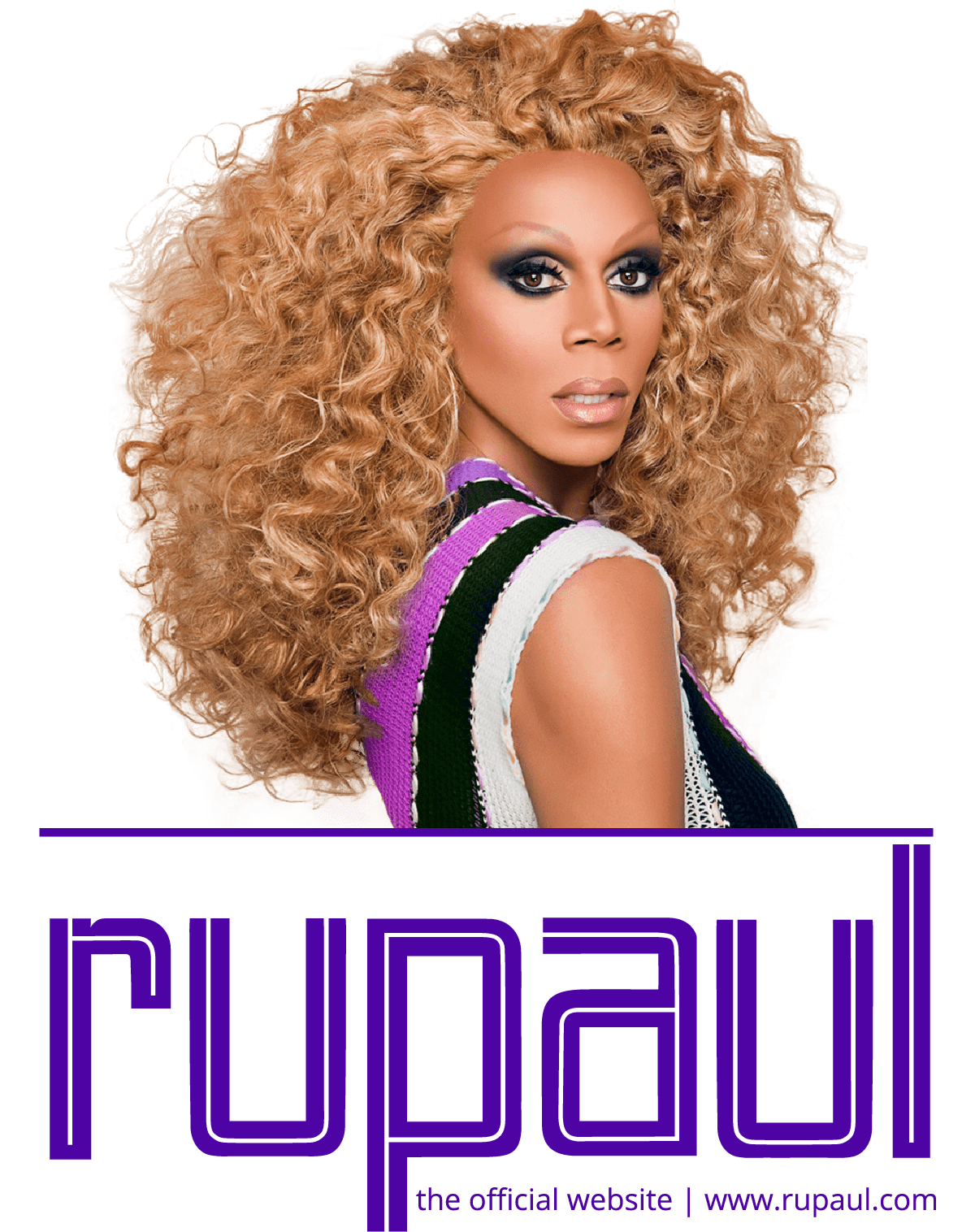 Rupaul drawing gallery. Official site